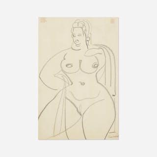 GASTON LACHAISE, Untitled | Wright20.com