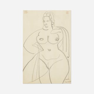 GASTON LACHAISE, Untitled | Wright20.com