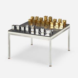 RENA DUMAS, chess set | Wright20.com