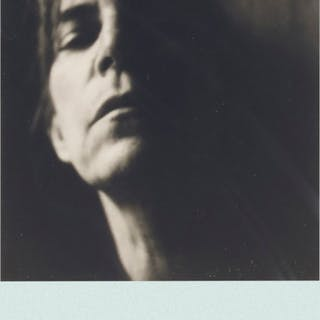 PATTI SMITH, Self Portrait, NYC | Wright20.com