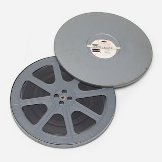 BRUCE CONNER, 16mm film print (nine films) | Wright20.com