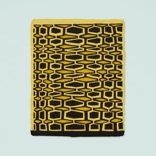 JAMES SIENA, Two Perforated Combs | Wright20.com