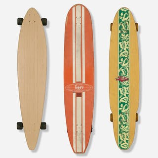 CALIFORNIA MODERN, collection three of longboards | Wright20.com