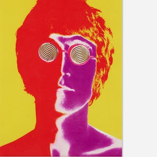 AFTER RICHARD AVEDON, John Lennon | Wright20.com