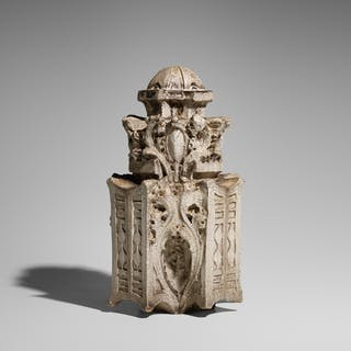 AFTER LOUIS SULLIVAN, architectural fragment | Wright20.com