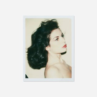 ANDY WARHOL, Untitled (Bianca Jagger) | Wright20.com
