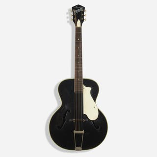 HARMONY, 1961 Montclair acoustic guitar, model H956 | Wright20.com