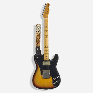 FENDER, 1975 Custom Telecaster electric guitar | Wright20.com
