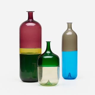TAPIO WIRKKALA, collection of three vases | Wright20.com