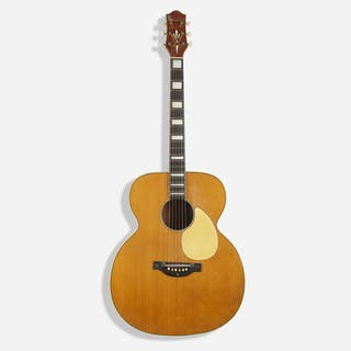 SHERWOOD, Deluxe jumbo acoustic guitar | Wright20.com