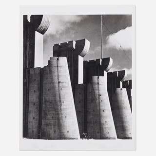 MARGARET BOURKE-WHITE, Fort Peck Dam | Wright20.com