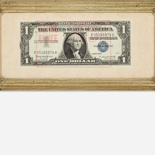 ARMAN, Dollar Bill | Wright20.com