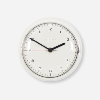 MAX BILL, wall clock | Wright20.com