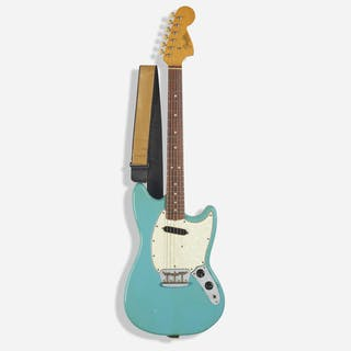 FENDER, 1966 Musicmaster II electric guitar | Wright20.com