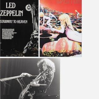 Led Zeppelin ephemera | Wright20.com