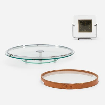PAUL LOBEL, collection of tabletop accessories | Wright20.com