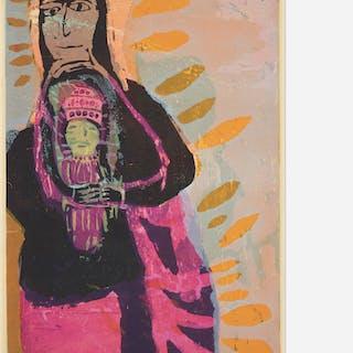 CORITA KENT (SISTER MARY CORITA), shout for joy | Wright20.com