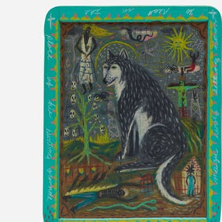 TONY FITZPATRICK, Timber Wolf | Wright20.com