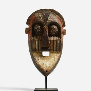 KUBA ARTIST, Pwoom-Itok mask | Wright20.com