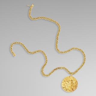 e68d0570c Necklace by tiffany – 拍賣 – Barnebys.hk上的所有拍賣
