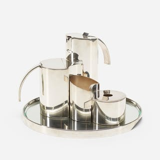 LINO SABATTINI, Stairs coffee and tea service | Wright20.com