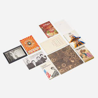 MICHAEL MCCLURE, collection of books and ephemera | Wright20.com