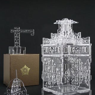 "Zaft, Tobias ""FlexiPolis mini (modulares Multiple) X (mit X-förmigen Fenstern)"""