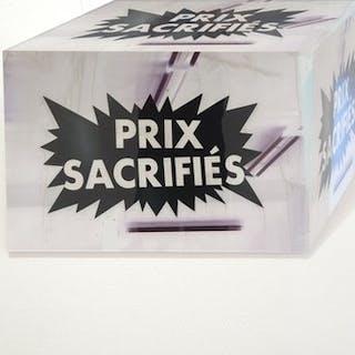 """Peschke, Marc """"The Cubes - Liquidacion Total - Prix Sacrifiés"""""""