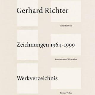 """Richter, Gerhard """"Zeichnungen 1964 - 1999"""""""